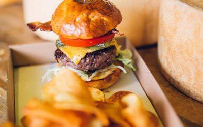 Kézműves hamburger nap